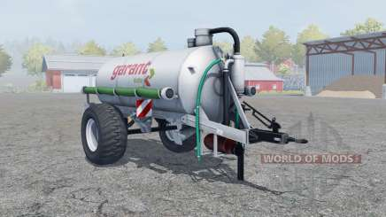 Kotte Garant VE 13.000 for Farming Simulator 2013