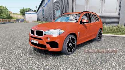 BMW X5 M (F15) for Euro Truck Simulator 2