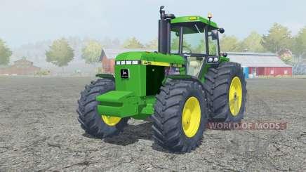 John Deere 4455 for Farming Simulator 2013
