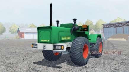 Deutz D 16006 for Farming Simulator 2013