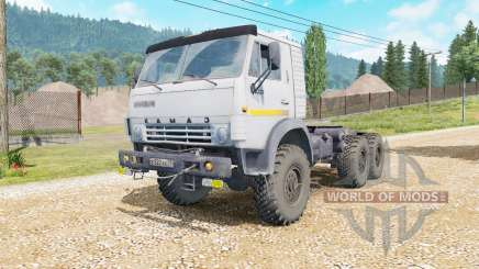KamAZ-4410 for Euro Truck Simulator 2