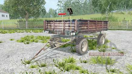 Autosan D-47 rusty for Farming Simulator 2015