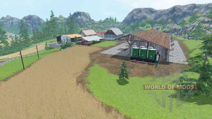 Watts Farm v1.2 for Farming Simulator 2015