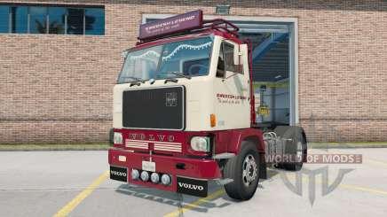 Volvo F88 Day Cab for American Truck Simulator