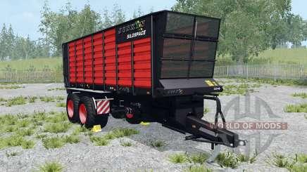 Joskin SiloSpace 22-45 Black Edition for Farming Simulator 2015