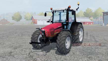 Same Explorer³ 105 fiery rose for Farming Simulator 2013