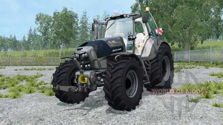 Deutz-Fahr 7250 TTV Warrior for Farming Simulator 2015