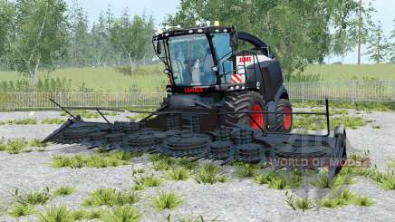 Claas Jaguar 980 Black Beauty for Farming Simulator 2015