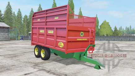 Marshall QM-11 silage and grain for Farming Simulator 2017