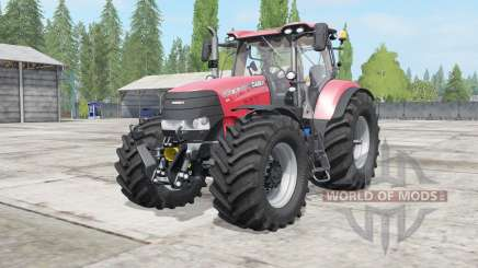 Case IH Puma 185-240 CVX for Farming Simulator 2017