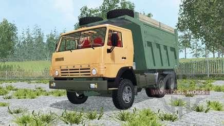 KamAZ-65115 tilt cab for Farming Simulator 2015