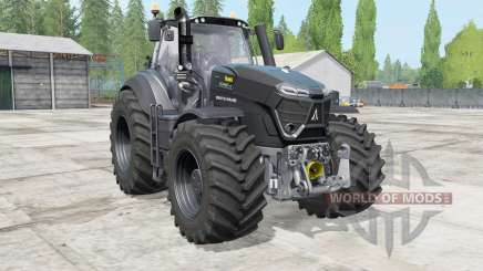 Deutz-Fahr 9-series TTV Warrior for Farming Simulator 2017