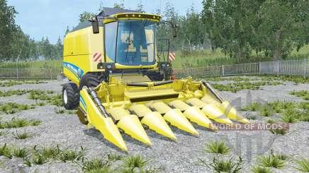 New Holland TC5.90 colored seats for Farming Simulator 2015