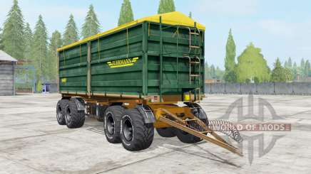 Fuhrmann FF 56000 for Farming Simulator 2017