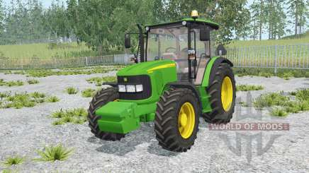 John Deere 5080R washable for Farming Simulator 2015