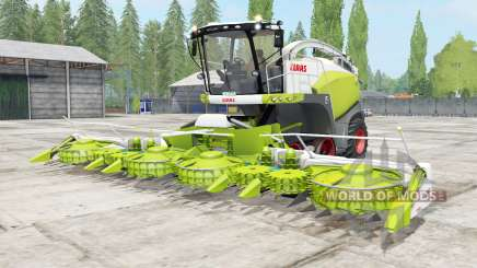 Claas Jaguar 900 TerraTrac for Farming Simulator 2017