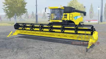 New Holland CR9090 titanium yellow for Farming Simulator 2013