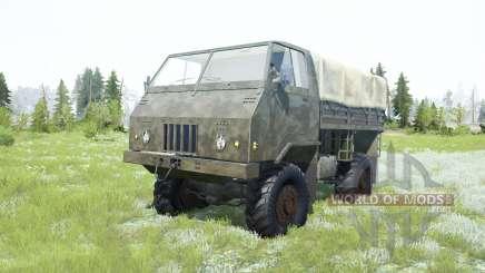 TAM 110 T7 for MudRunner