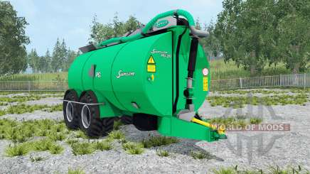 Samson PGII-series for Farming Simulator 2015