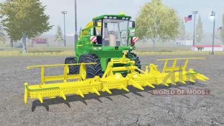 John Deere 7950i malachite for Farming Simulator 2013