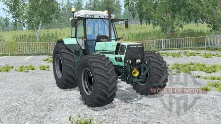 Deutz-Fahr AgroStar 6.81 old version for Farming Simulator 2015