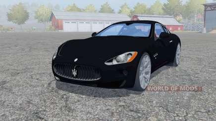 Maserati GranTurismo 2007 for Farming Simulator 2013