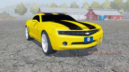 Chevrolet Camaro 2006 for Farming Simulator 2013