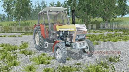 Ursus 1212 copper red for Farming Simulator 2015