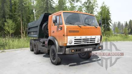 KamAZ-5511 for MudRunner