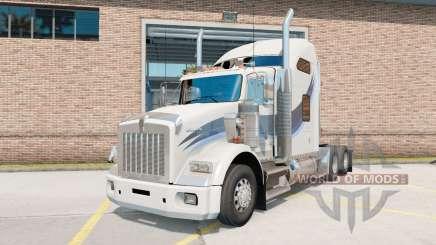 Kenworth Т800 AeroCab Sleeper for American Truck Simulator