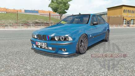 BMW M5 (E39) 2000 for Euro Truck Simulator 2
