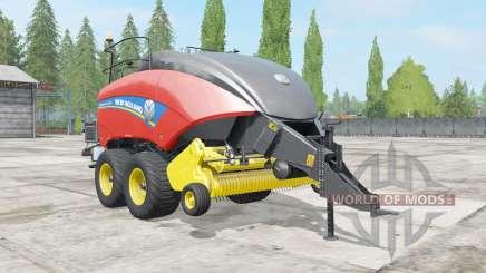 New Holland BigBaler 340 and Roll-Belt 450 for Farming Simulator 2017