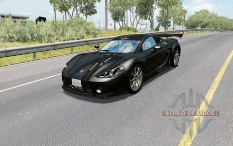 Sport Cars Traffic Pack for American Truck Simulator