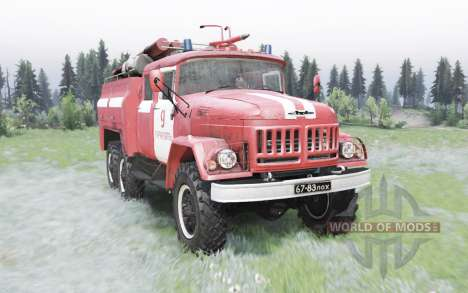 AC-40 (131) model 137 for Spin Tires