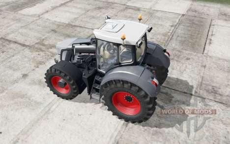 Fendt 900 Vario series for Farming Simulator 2017