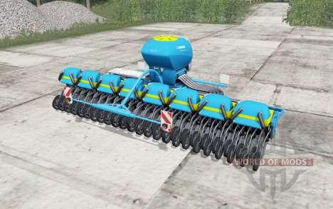 Lemken Azurit H for Farming Simulator 2017