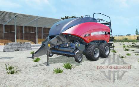 Case IH LB 334 for Farming Simulator 2015