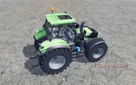 Deutz-Fahr 7250 TTV Agrotron for Farming Simulator 2013