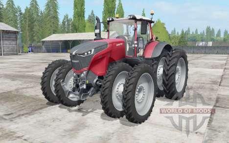 Fendt 1000 Vario for Farming Simulator 2017