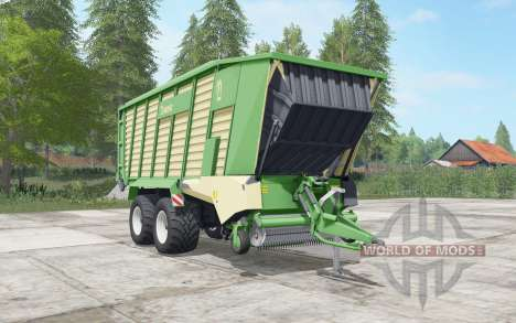 Krone ZX 430 GD for Farming Simulator 2017