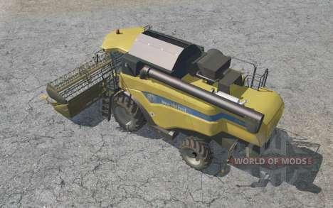 New Holland CX5080 for Farming Simulator 2013