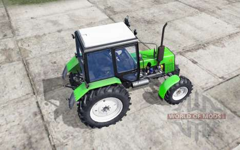 MTZ-Belarus 1025 for Farming Simulator 2017