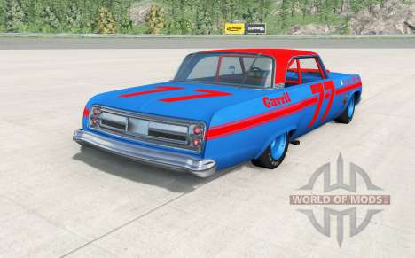 Gavril Bluebuck colorable for BeamNG Drive