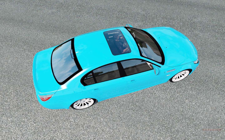 BMW M5 (E60) 2009 for Euro Truck Simulator 2