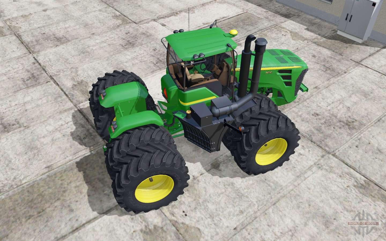John Deere 9330-9630 for Farming Simulator 2017
