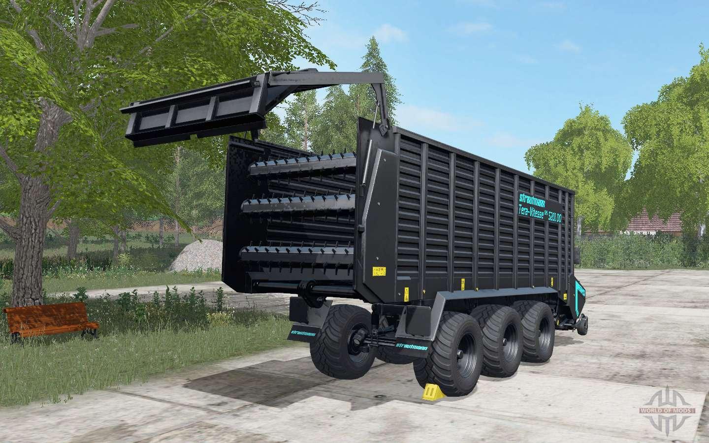 Strautmann Tera-Vitesse CƑS 5201 DO for Farming Simulator 2017