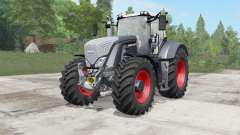 Fendt 930-939 Vario Black Bᶒauty for Farming Simulator 2017
