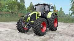 Claas Axion 920-950 USA for Farming Simulator 2017