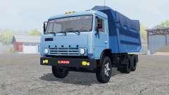 KamAZ-55111 manual ignition for Farming Simulator 2013