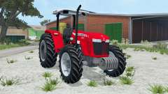 Massey Ferguson 4275 vivid red for Farming Simulator 2015